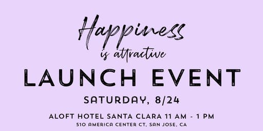 Happiness Is Attractive - Launch Event