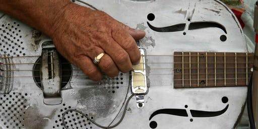 An Unreliable History of Blues Guitar