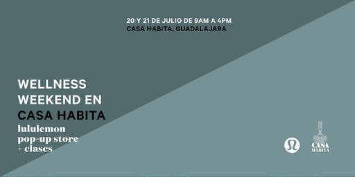 Casa Habita Wellness Weekend: Yoga con Jair Casillas