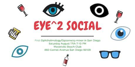 Eye Squared Social tickets