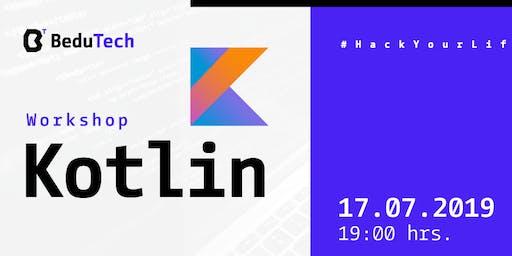 Introducción a Kotlin