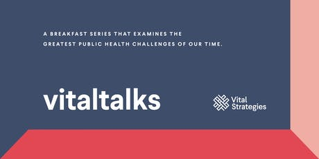 Vital Talks - Alcohol and Development tickets