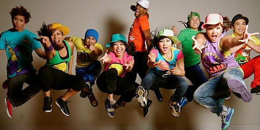 Dance 411: Youth Hip Hop Ages 11-17 (All Levels, Drop-In) - Saturday
