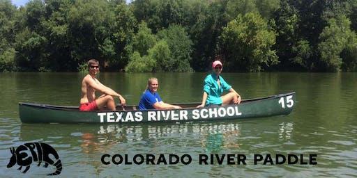 EPIC Colorado River Paddle