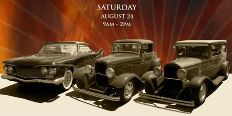 20th Annual Classic Car Show tickets