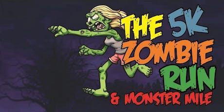 5K Zombie Run & Monster Mile tickets