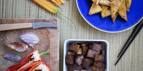 Découvertes végétariennes | Natacha Rouette billets