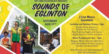 Sounds of Eglinton tickets