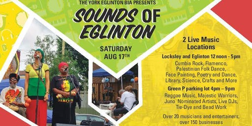 Sounds of Eglinton