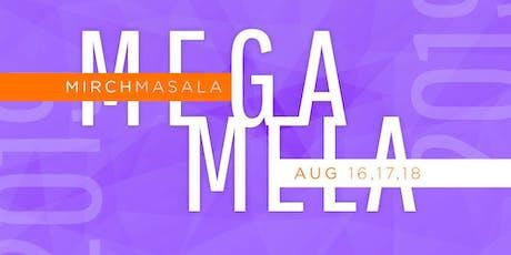 MirchMasalaMegaMela tickets