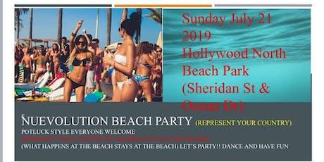 Nuevolution Beach Party tickets