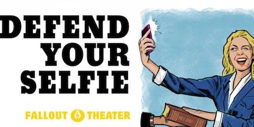 Defend Your Selfie