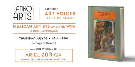 LAP: Art Voices Lecture Series - Mexican Artists and the WPA tickets