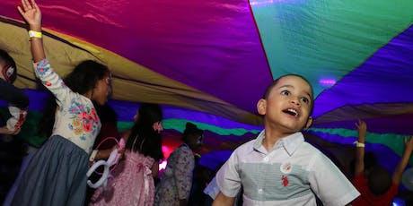 Glow Kids Party tickets