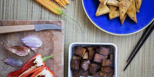 Découvertes végétariennes | Natacha Rouette
