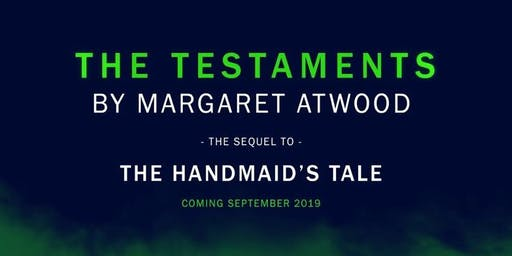 Waterstones TCR Presents A Celebration Of Margaret Atwood