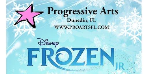 Disney Frozen Jr. the Musical By: Progresive Arts