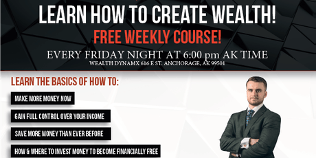 Wealth Creation Course tickets