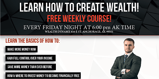 Wealth Creation Course