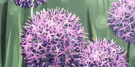 Purple Passion Brush Party - Fleet tickets