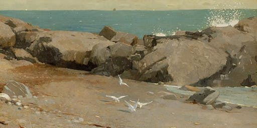 Weekly Homer at the Beach Exhibition Tours