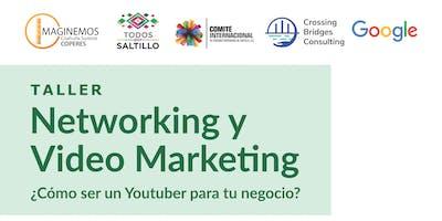 Taller de Networking y Video Marketing