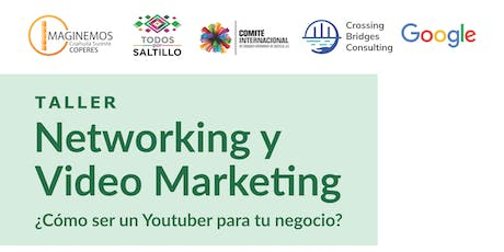 Taller de Networking y Video Marketing boletos