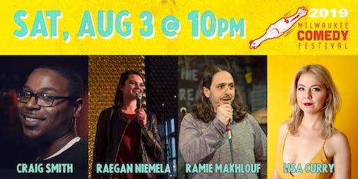 MKE Comedy Fest Sat 10pm