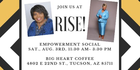 RISE! Empowerment Social tickets