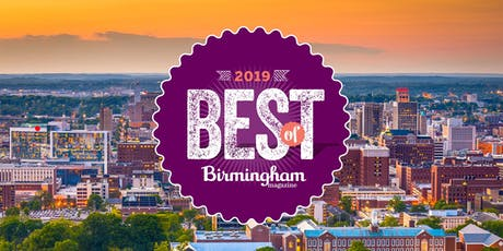 Best of Birmingham 2019 tickets