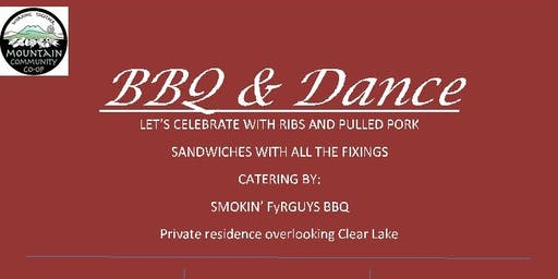 Mountain Community Co-op BBQ & Dance