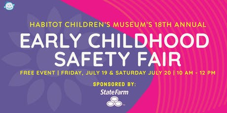 Habitot's Annual Safety Fair  tickets