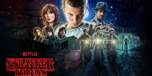 Stranger Things 80's & 90's Party