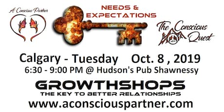 The Conscious Quest - Needs & Expectations  tickets