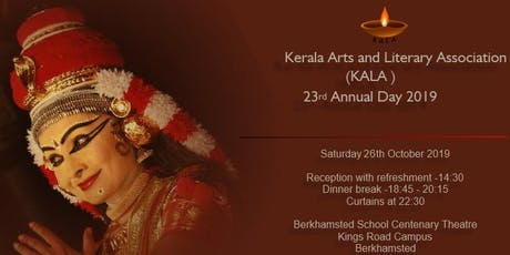 KALA Annual Day 2019 tickets