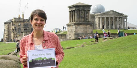 Hetty's History Walks - The Story of Calton Hill tickets