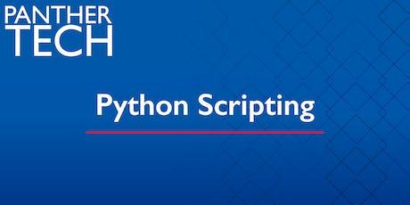 Python Scripting: Intro to Programming - Atlanta - Classroom South - Room 403/405 tickets