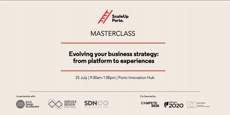 Evolving your business strategy: from platform to experiences tickets