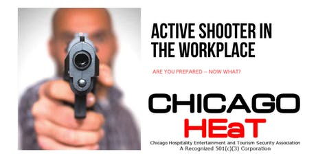 ACTIVE SHOOTER IN THE WORKPLACE: FREE SEMINAR tickets