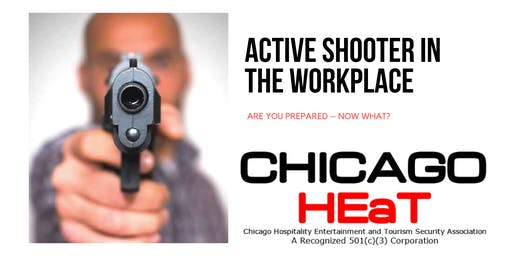 ACTIVE SHOOTER IN THE WORKPLACE: FREE SEMINAR