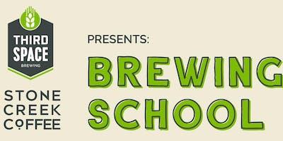 Third Space presents Brewing School