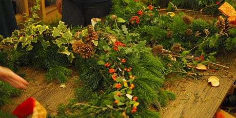 Community Makers: Christmas Wreath Making  tickets