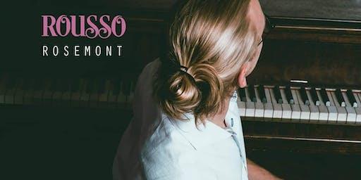 ROSEMONT, LE NOUVEL ALBUM PIANO DE ROUSSO