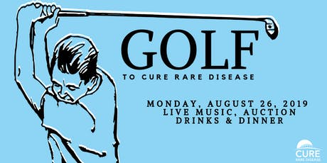 Golf to Cure Rare Disease tickets