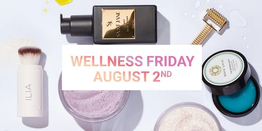 Wellness Friday at Credo Beauty SF - Celebrate Summer!