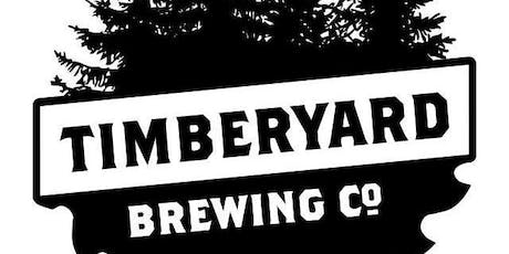 Timberyard Brewing Co. Beer Dinner tickets