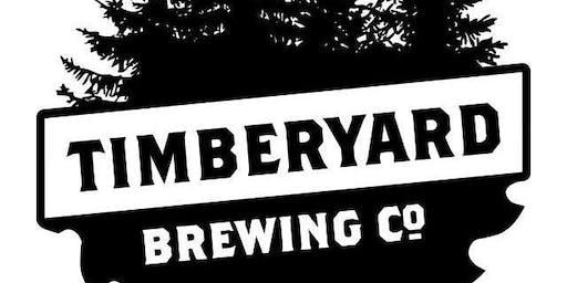 Timberyard Brewing Co. Beer Dinner