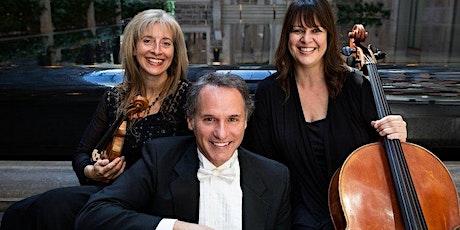 Trio Iberia Johanne Morin, violon / Julie Trudeau, violoncelle / Michel Beauchamp, guitare classique billets