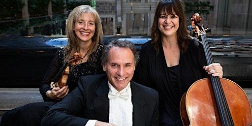 Trio Iberia Johanne Morin, violon / Julie Trudeau, violoncelle / Michel Beauchamp, guitare classique
