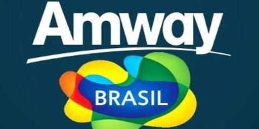 EXPOSIÇÃO AMWAY - BAZAR CRIAR AÇÃO